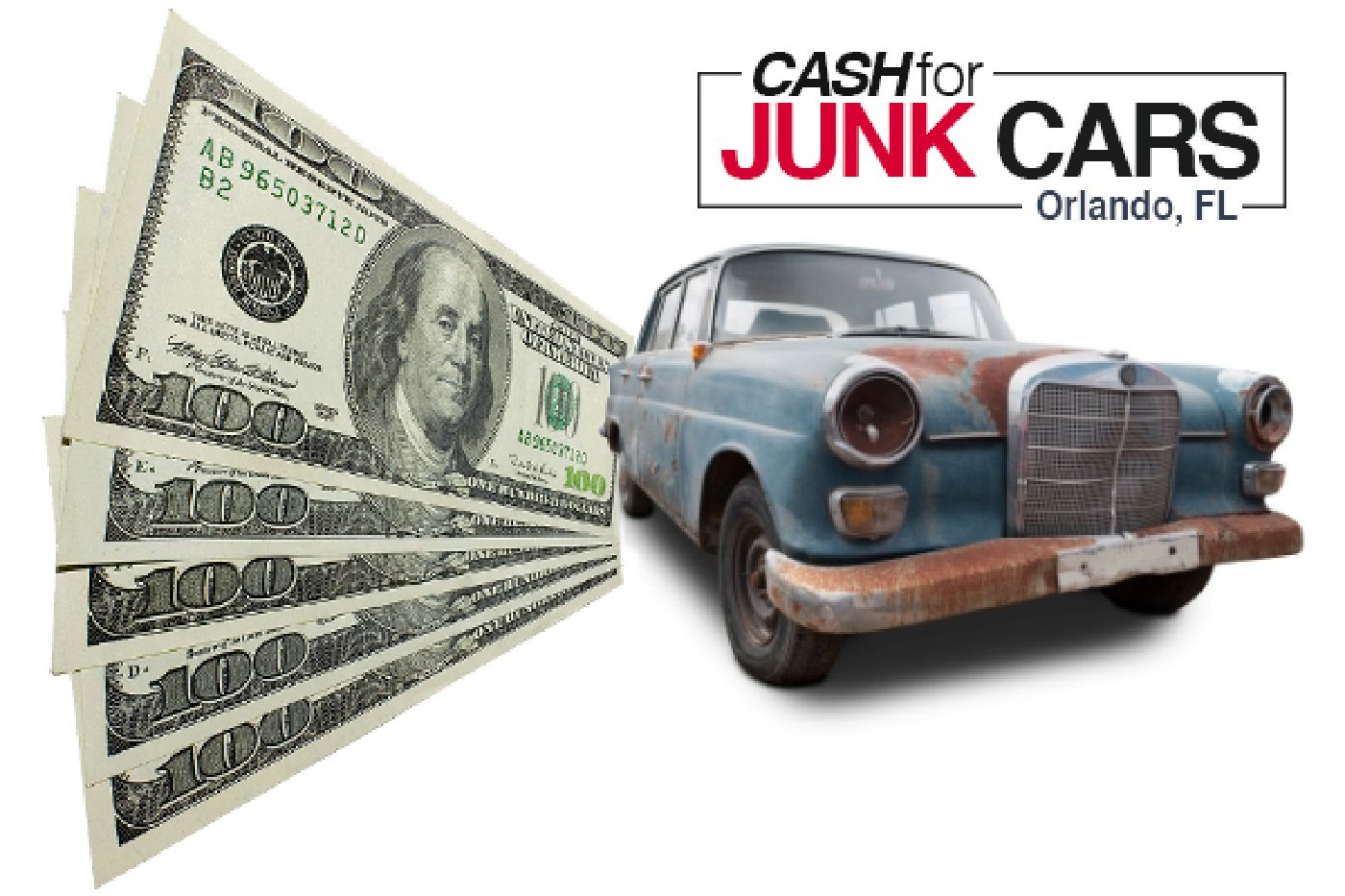 Cash For Junk Cars Orlando Florida